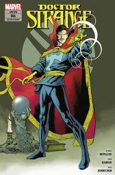 Doctor Strange 6: Der Hexer von New York - Das Cover