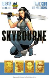 Skybourne - Das Cover