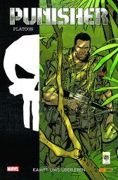 Punisher: Platoon - Kampf ums Überleben - Das Cover