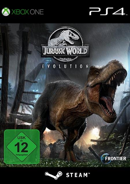 Jurassic World Evolution - Der Packshot