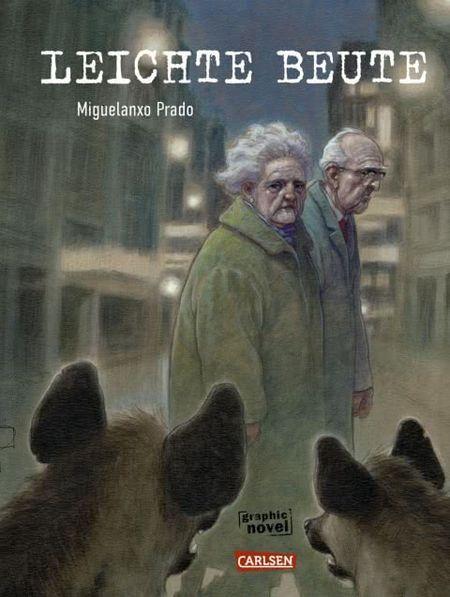 Leichte Beute - Das Cover