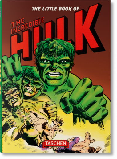 The little Book of Hulk - Das Cover