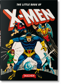 The little Book of X-Men - Das Cover