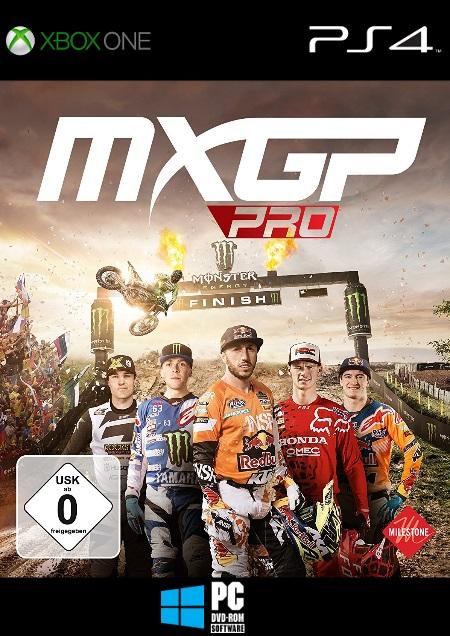 MXGP Pro - Der Packshot