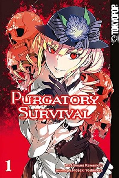 Purgatory Survival 1 - Das Cover
