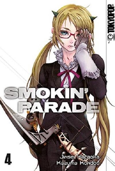 Smokin´ Parade 4 - Das Cover