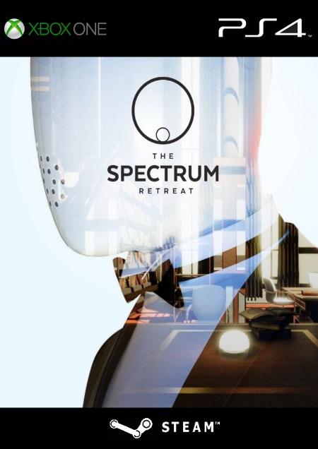 The Spectrum Retreat - Der Packshot