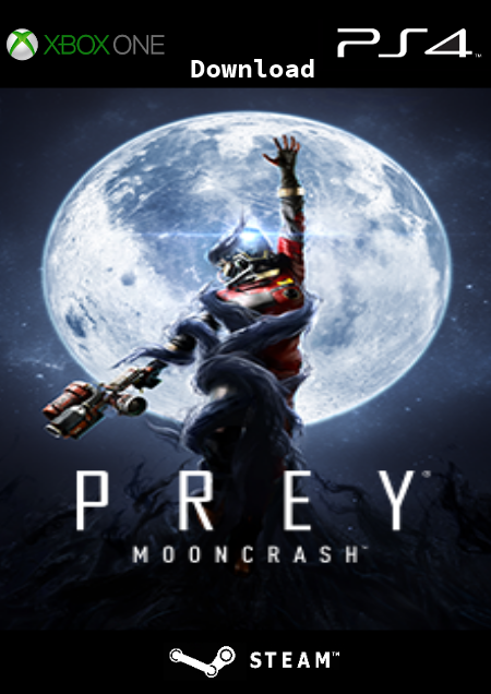 Prey: Mooncrash - Der Packshot
