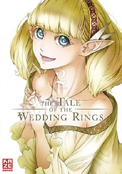 The Tale of the Wedding Rings 2 - Das Cover