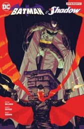 Batman und The Shadow - Das Cover