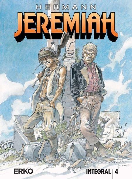Jeremiah – Integral Bd. 4 - Das Cover