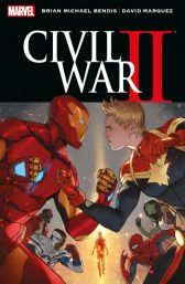 Civil War II - Das Cover