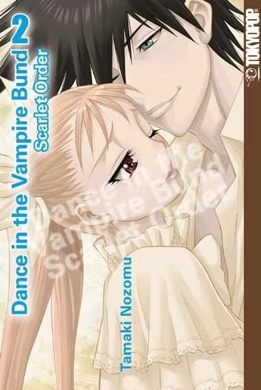 Dance in the Vampire Bund-Scarlet Order 2 - Das Cover