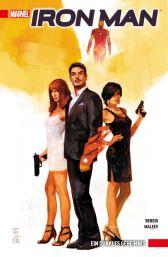 Iron Man 3: Ein dunkles Geheimnis - Das Cover