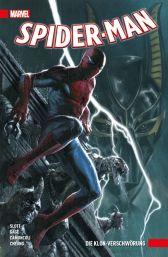 Spider-Man 4: Die Klon-Verschwörung - Das Cover