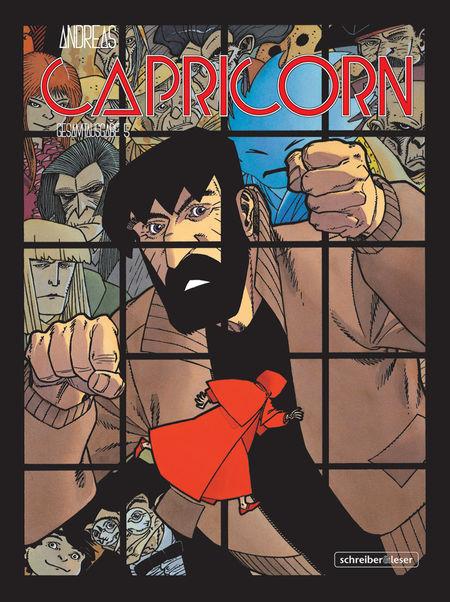 Capricorn – Gesamtausgabe 5 - Das Cover