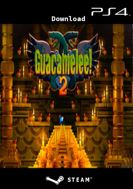 Guacamelee! 2 - Der Packshot