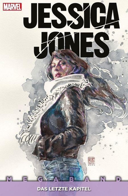 Jessica Jones: Das letzte Kapitel - Das Cover