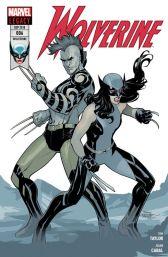 Wolverine 6: Kinder des Zorns - Das Cover