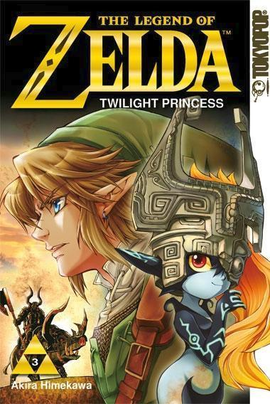The Legend of Zelda 3: Twilight Princess - Das Cover