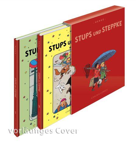 Stups und Steppke  - Das Cover