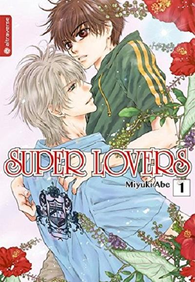 Super Lovers 1 - Das Cover