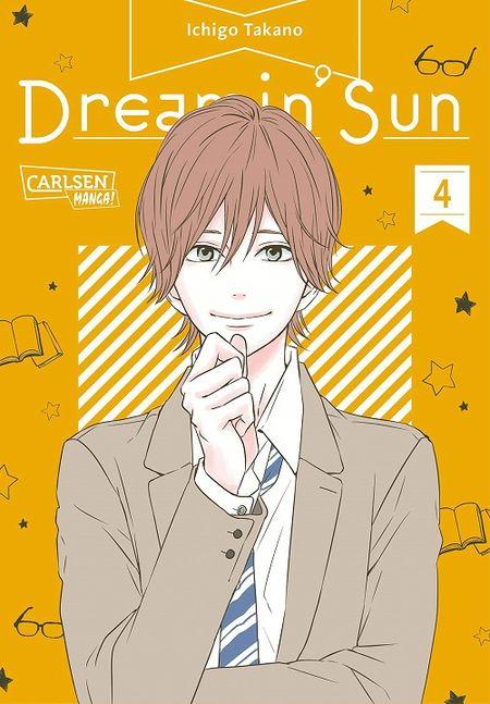 Dreamin' Sun 4 - Das Cover