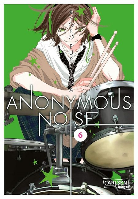 Anonymous Noise 6 - Das Cover