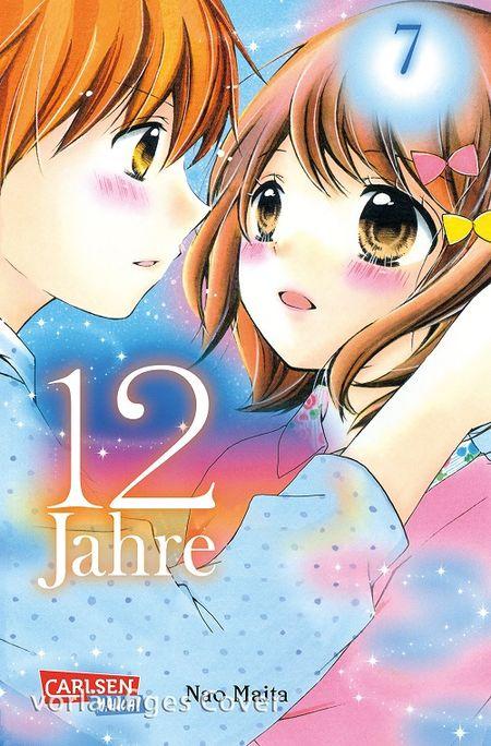 12 Jahre 7 - Das Cover