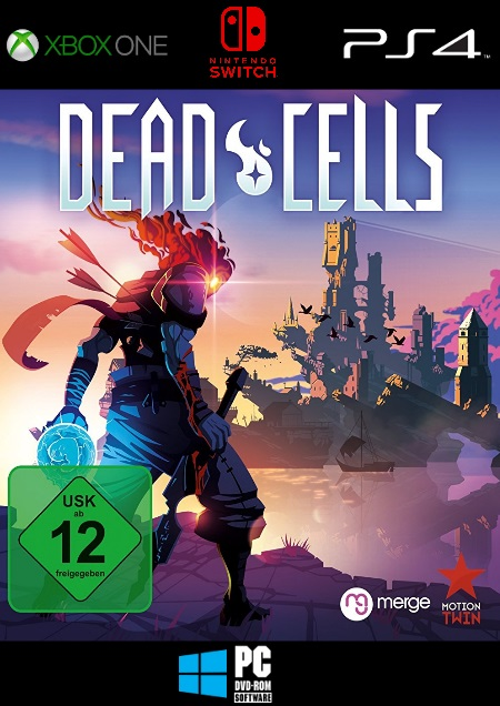 Dead Cells - Der Packshot