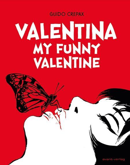 Valentina – My funny Valentina - Das Cover