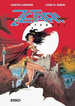 Zetari Integral - Das Cover