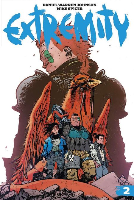 Extremity 2 - Das Cover
