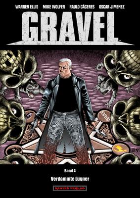 Gravel 4: Verdammte Lügner - Das Cover