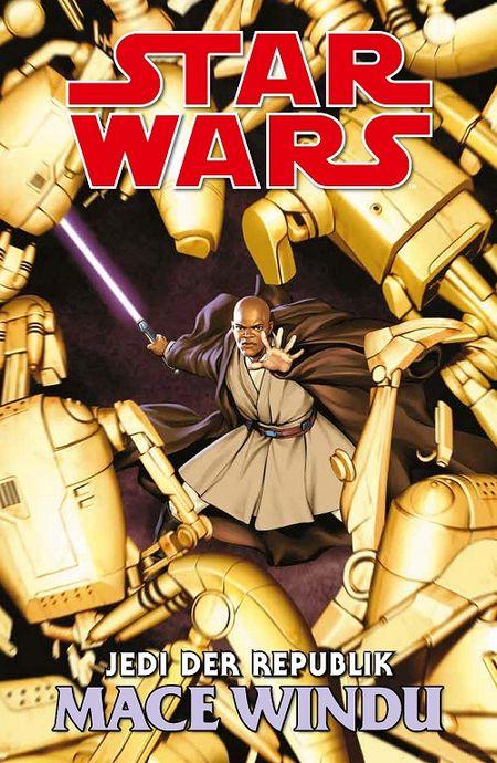 Star Wars Sonderband 104: Jedi der Republik – Mace Windu - Das Cover