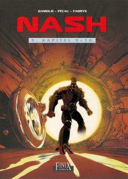 Nash Gesamtausgabe 5 - Das Cover