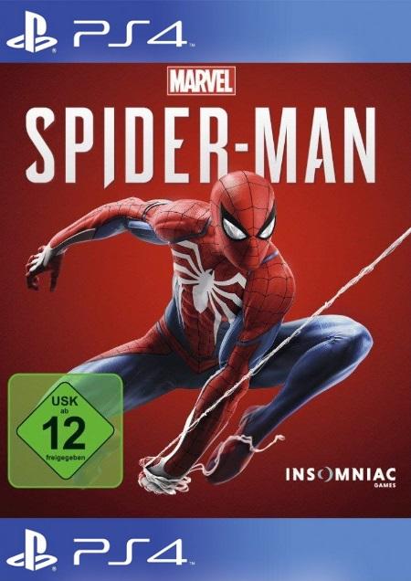 Marvel's Spider-Man - Der Packshot