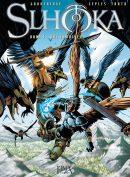 Slhoka 5: Das Erwachen - Das Cover