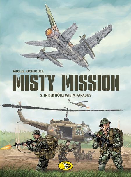 Misty Mission 2 - Das Cover