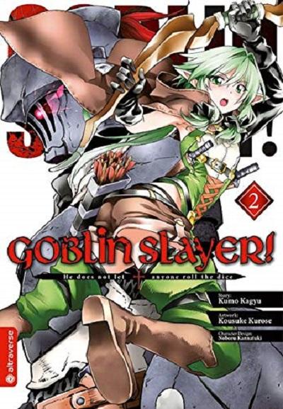 Goblin Slayer 2 - Das Cover