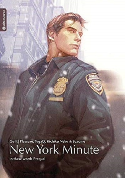 New York Minute  - Das Cover