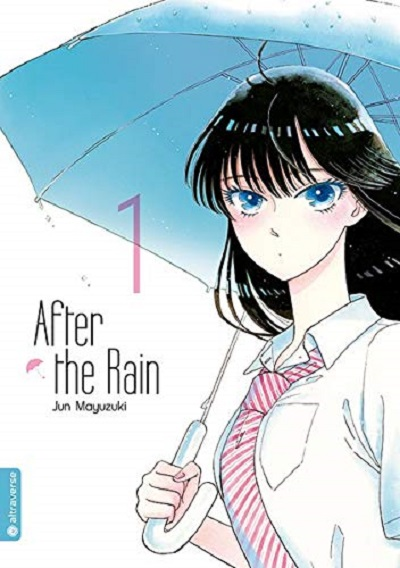 After the Rain 1 - Das Cover