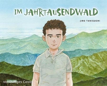 Im Jahrtausendwald - Das Cover