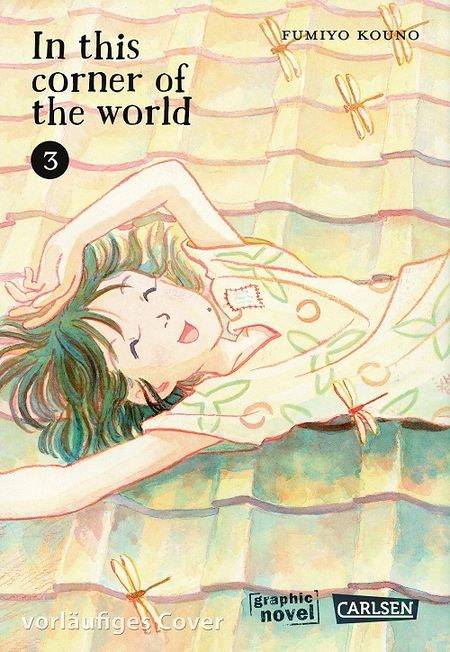 In this Corner of the World 3 - Das Cover