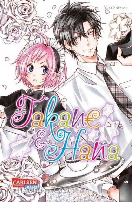 Takane & Hana 4 - Das Cover