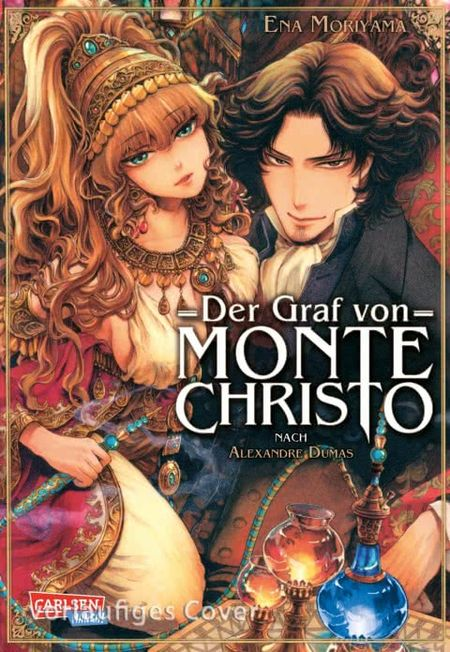 Der Graf von Monte Christo - Das Cover