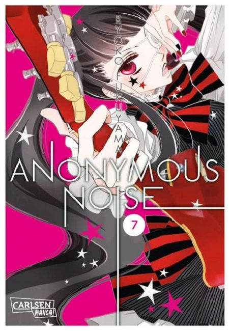 Anonymous Noise 7 - Das Cover