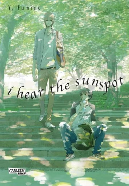 I hear the Sunspot 1 - Das Cover