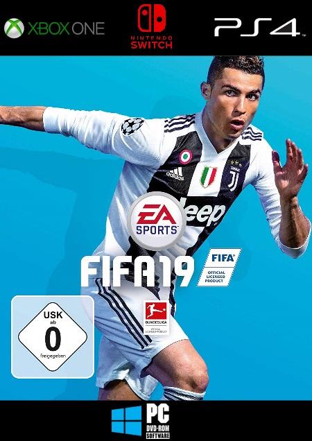 FIFA 19 - Der Packshot