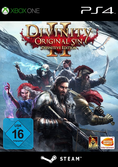 Divinity: Original Sin 2 (Definitive Edition) - Der Packshot